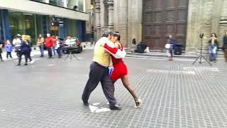 «Задумал да...» - Милонга - Брава-стрит. Аргентинское Танго Буэнос-Айрес.