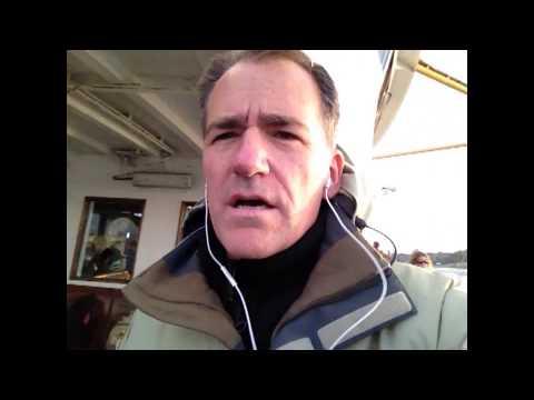 Mike Elgan on the Bosphorus
