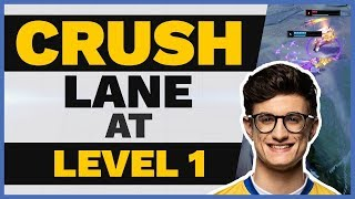 How Lourlo Wins Lane at Level 1 | Skill Capped