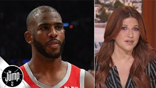 Chris Paul was one of the NBA's most powerful players. Now he's stuck. - Rachel Nichols | The Jump Video