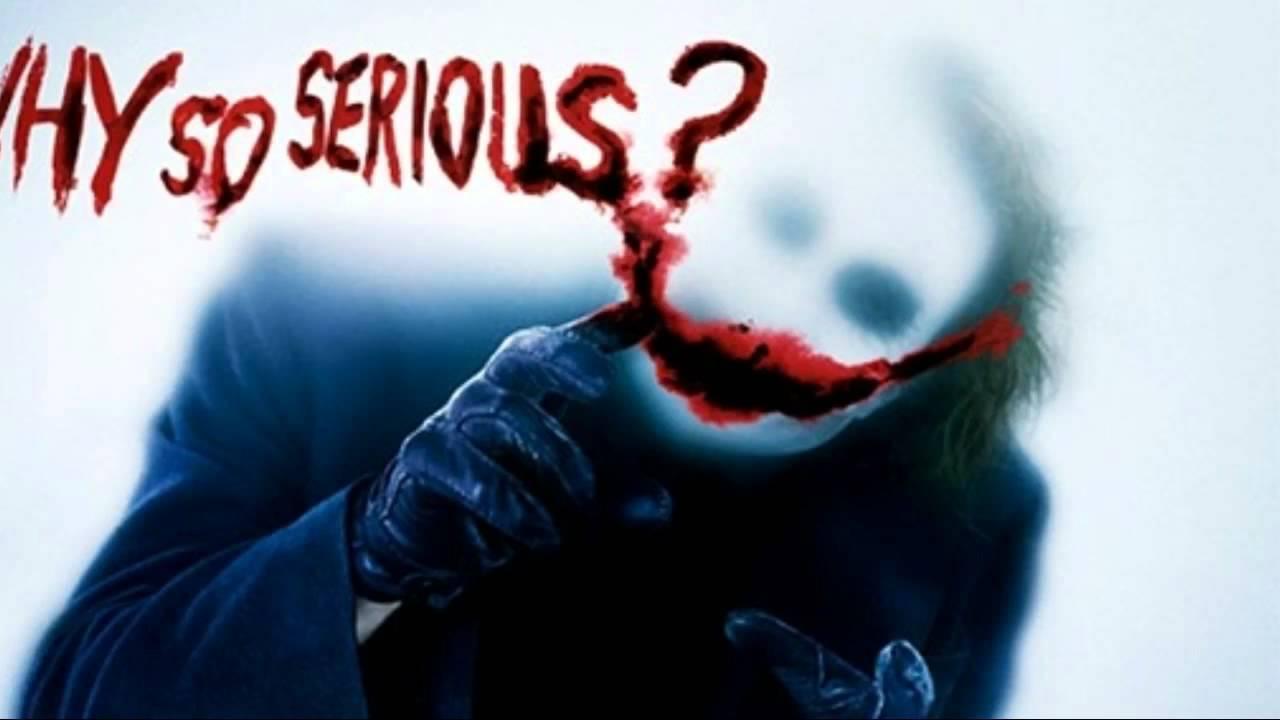 Dark Knight Joker Quotes Wallpaper Hd Dark Knight The Joker Theme Youtube