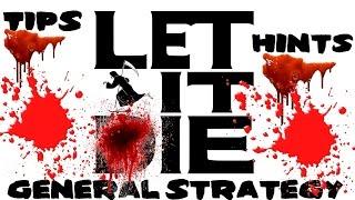 Let It Die Tips, Hints & General Strategy