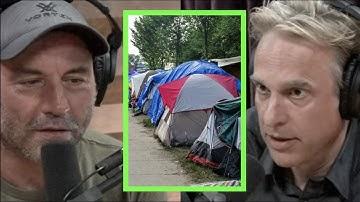 Adam Curry Explains Legal Loophole Behind Homeless Problem | Joe Rogan