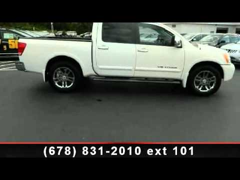 Wonderful 2009 Nissan Titan   Team Nissan Of Lithia Springs   Lithia