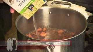Brian's Sweet Potato, Turkey & Lentil Soup