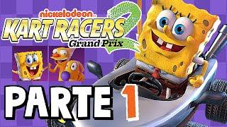 Vídeo Nickelodeon Kart Racers 2: Grand Prix
