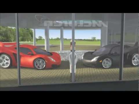 *** McLaren Tooned All Epsodes 2012 *** incl. The Making ***
