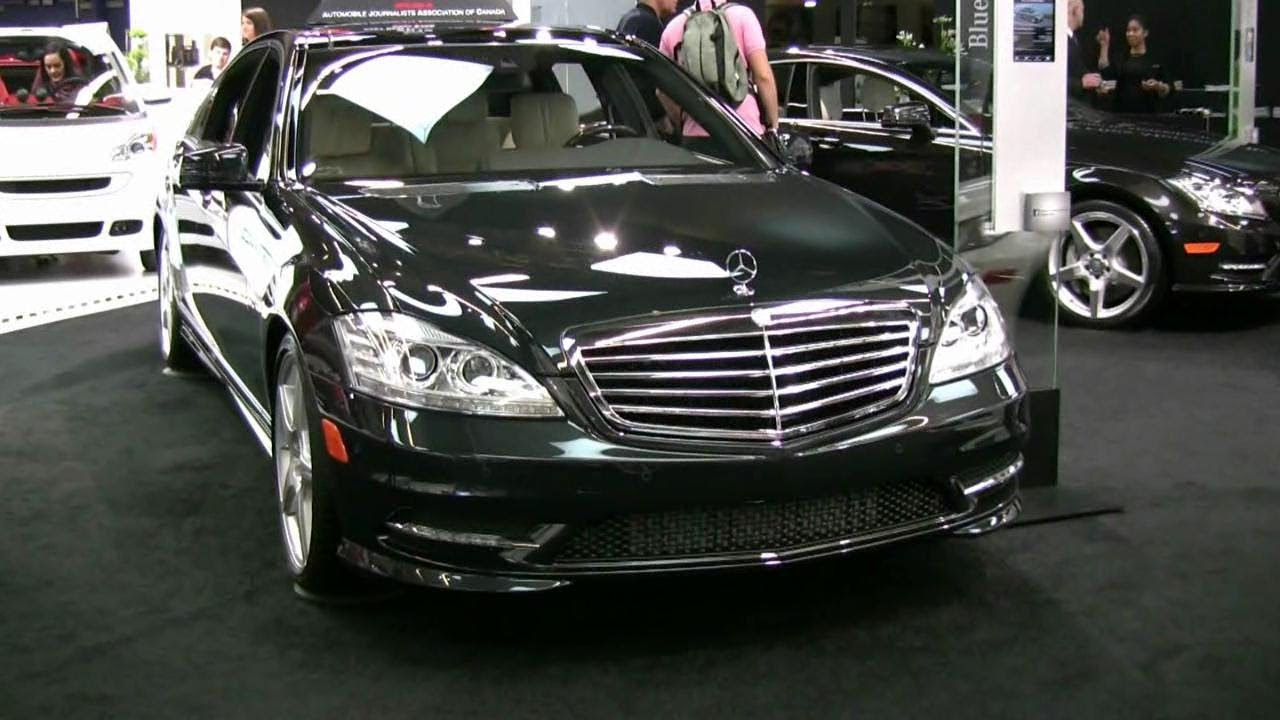2012 Mercedes Benz S350 Bluetec 4matic Exterior And Interior At 2012 Montreal Auto Show Youtube