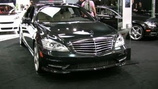 Mercedes Benz  S350 BlueTEC 4MATIC 2012 Videos