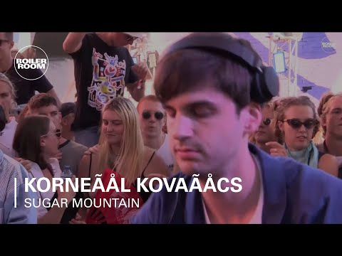 Kornél Kovács Boiler Room Sugar Mountain Melbourne DJ Set