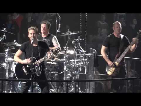 Nickelback Live Montreal 2012 - 1080p Cam