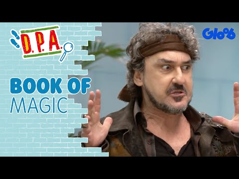 DPA.: Confusões de Theobaldo | The Book of Magic | Gloob Exclusivo Web