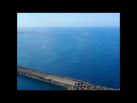 辺野古と同じ埋立面積!那覇空港第2滑走路を脇に望む