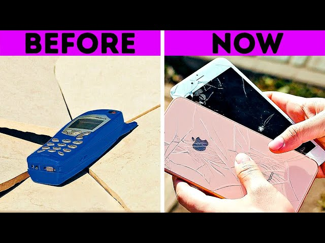 LIFE BEFORE AND AFTER SMARTPHONES || 35 RELATABLE FACTS