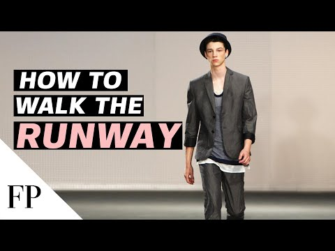 How To Walk The Runway