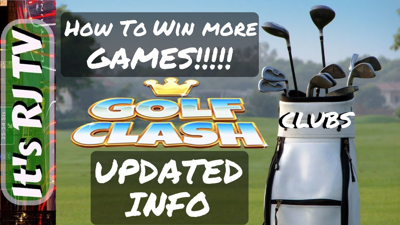 Golf Clash Clubs and other tips and tricks - YouTube