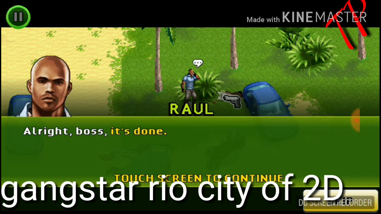 Gangstar Rio city of saints 2d android downloads