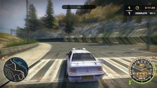 Peugeot 406 TAXI - Need for Speed Most Wanted