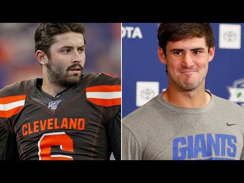 Baker Mayfield Daniel Jones Comment Was Right But Browns Drafting Mayfield Was No Risk