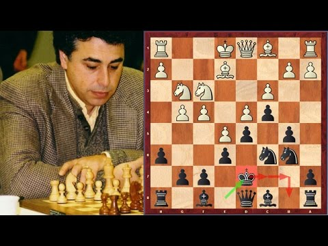 """Yasser Seirawan Crushes A Chess Engine With An """"Anti-Computer"""" Move"""