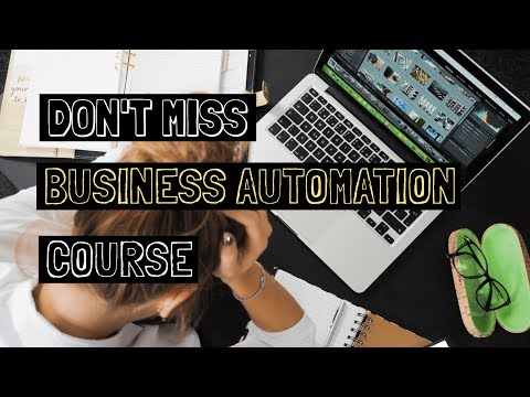 How To Automate Your Business - Zapier Tutorial On Automation thumbnail