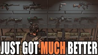 The Division 2 UPDATE 8.5 - NEW EXOTIC, TALENT u0026 NPC CHANGES | EVERYTHING YOU NEED TO KNOW!