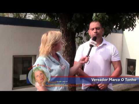 SANTANA DE PARNAÍBA AGORA TEM GUARDA MIRIM O projeto de lei é do verador Marcos O Tonho