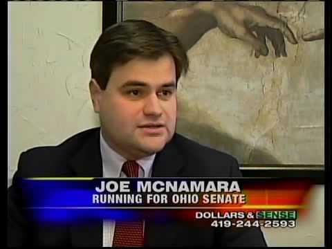 McNamara makes Senate run official