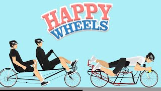 Happy Wheels - TOO LUCKY