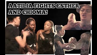 BKCHAT LDN SEASON 4 EPISODE 8 AATLIA FIGHTS ESTHER amp CHIOMA