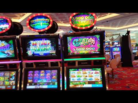 The New Baha Mar Casino - Nassau Bahamas - Before Security stops me - 9/27/17