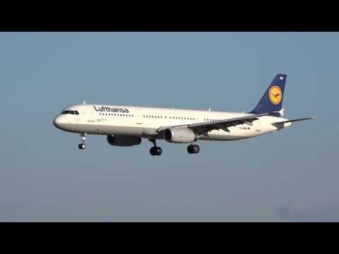 Lufthansa Airbus A321-231 LHBP 03122016