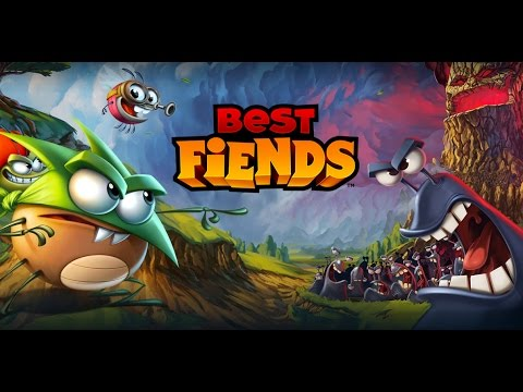 Взлом игры Best Fiends