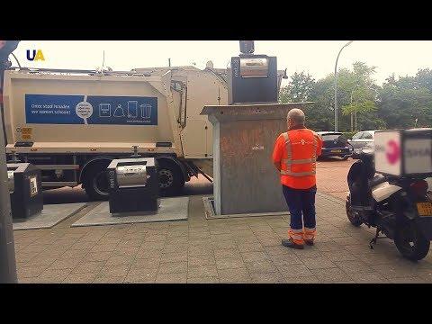 Подземные мусорные контейнеры | Сделано в Украине