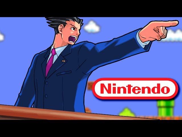 Nintendo Is Suing To Shutdown Major ROM Websites