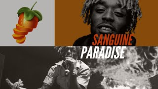 SANGUINE PARADISE - Lil Uzi Vert FL studio remake (Behind the beat)