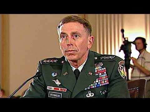 David Petraeus - Statement to Congress on Iraq War Progress