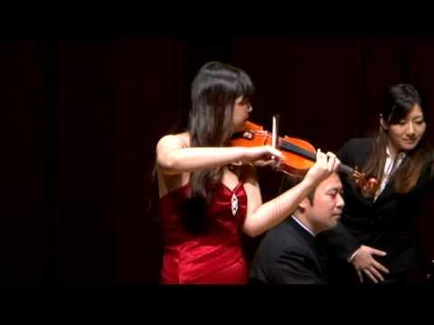 miki kobayashi plays Monti Csardas