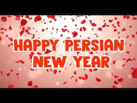 Happy Persian New Year - Nowruz Mubarak 2018