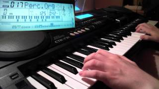 �������� ���� Casio CTK-731: Endless Summer ������