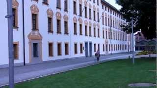 Kinderwagen DDR Zekiwa Korbkinderwagen unterwegs in Kempten im Allgäu