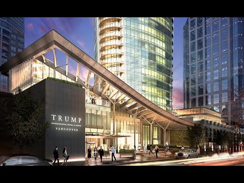 Trump Hotel & Tower Vancouver | Best Hotels In The World roomsbooking.com