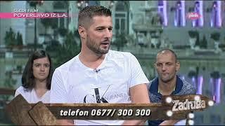 Zadruga 2, narod pita - Miljković priča o Gagiju i o čemu su pričali - 19.08.2019.