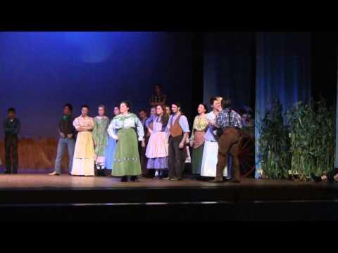 The Farmer and the Cowman-- Oconomowoc High School Musical 2012 Oklahoma