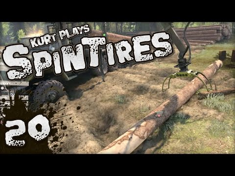 Let's Play SpinTires - 20 - Fist of Justice