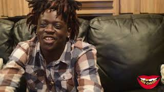"Glokknine: ""People comparing me to Kodak Black, means I'm doing something right"""