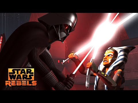Thumbnail: Star Wars Rebels Season 4 Trailer Reaction - Ahsoka Returns Rogue One and The Last Jedi Connections