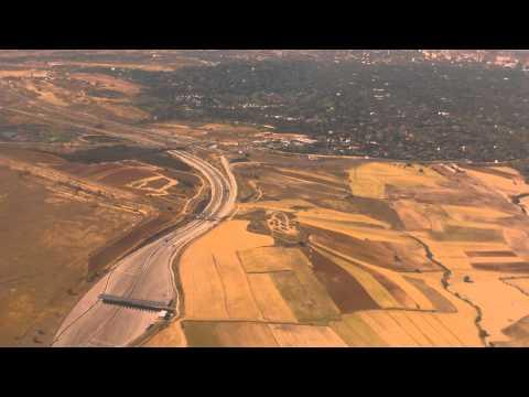 ►►►   Abflug in Madrid city Airport Barajas 30.10.2012