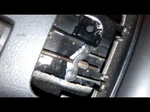 Opel meriva kézifék bowden