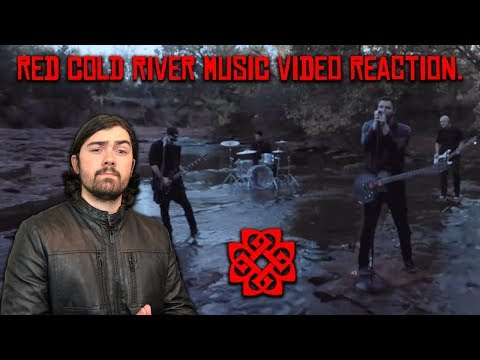 Breaking Benjamin - Red Cold River Music Video Reaction